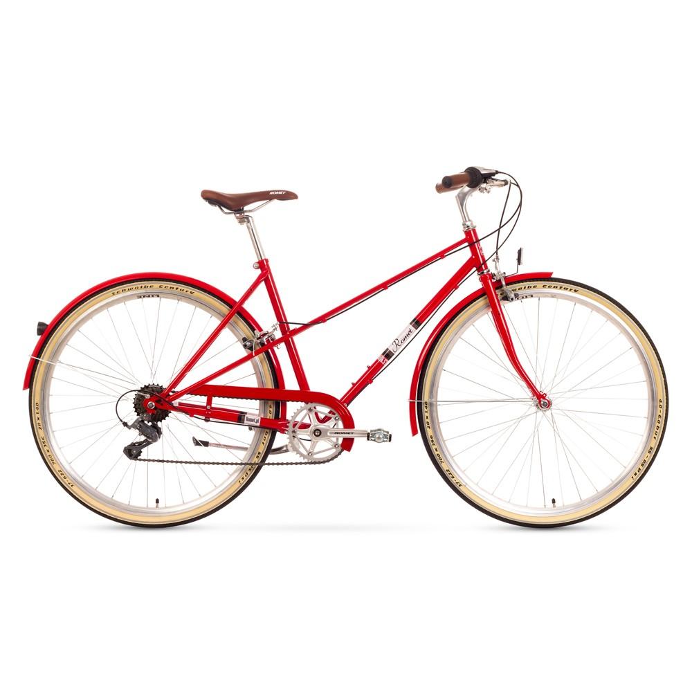 Bicicleta de oras Romet Mikste - rosu