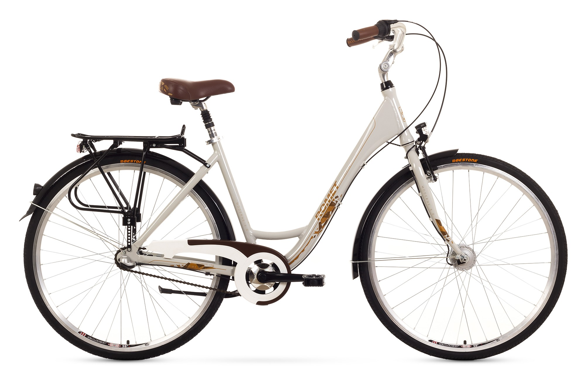 Bicicleta de oras Romet Moderne 3 - gri