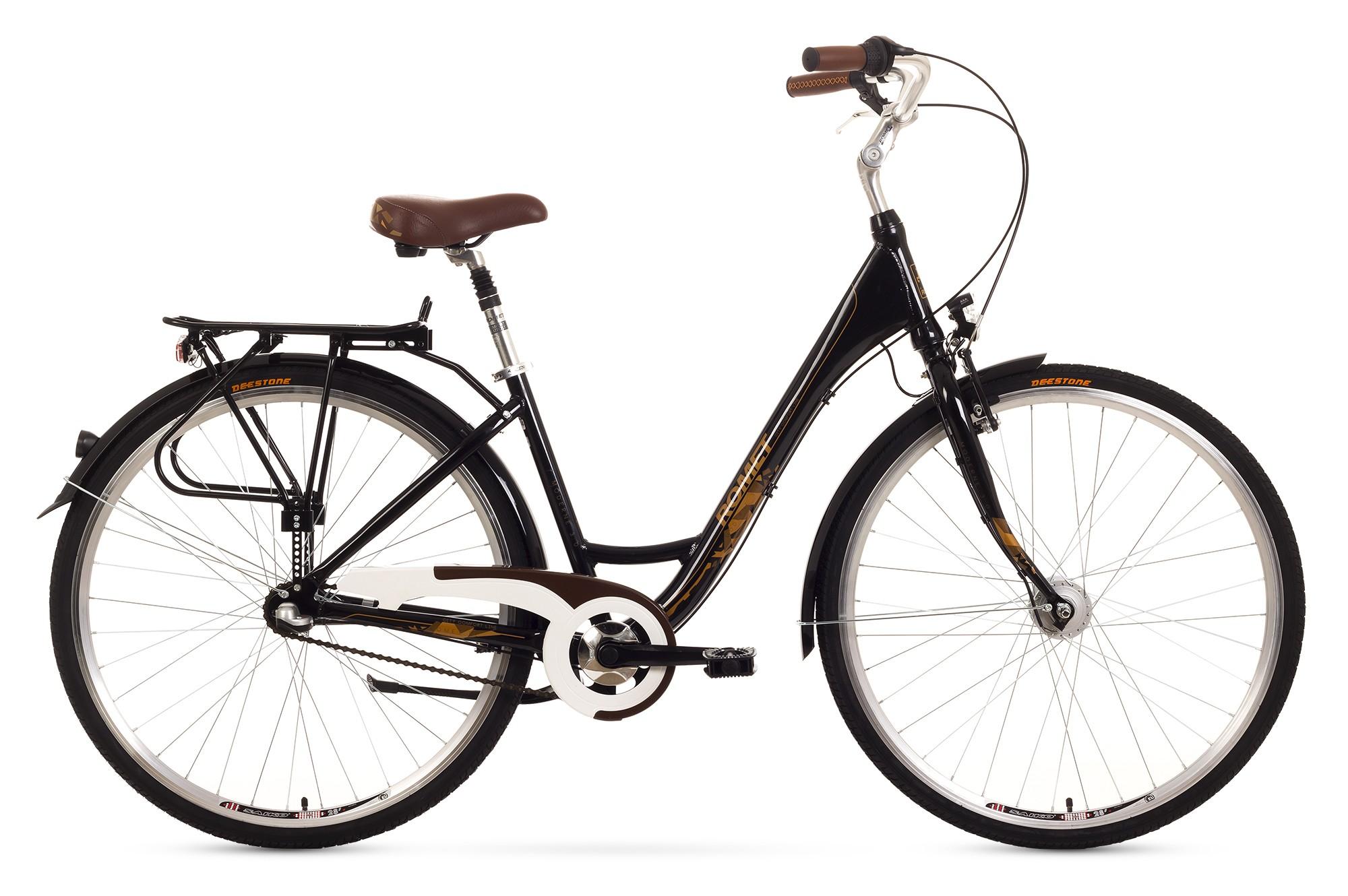 Bicicleta de oras Romet Moderne 3 - negru