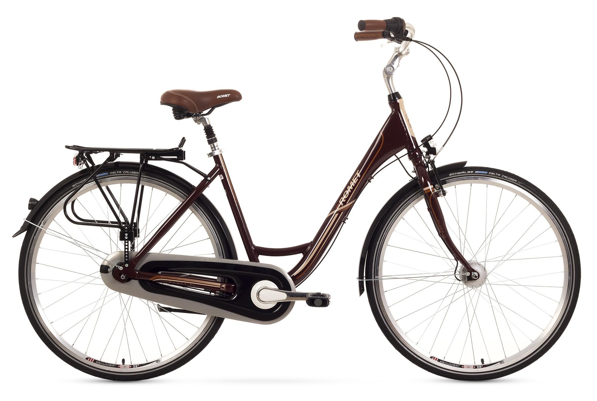 Bicicleta de oras Romet Moderne 7 - maro