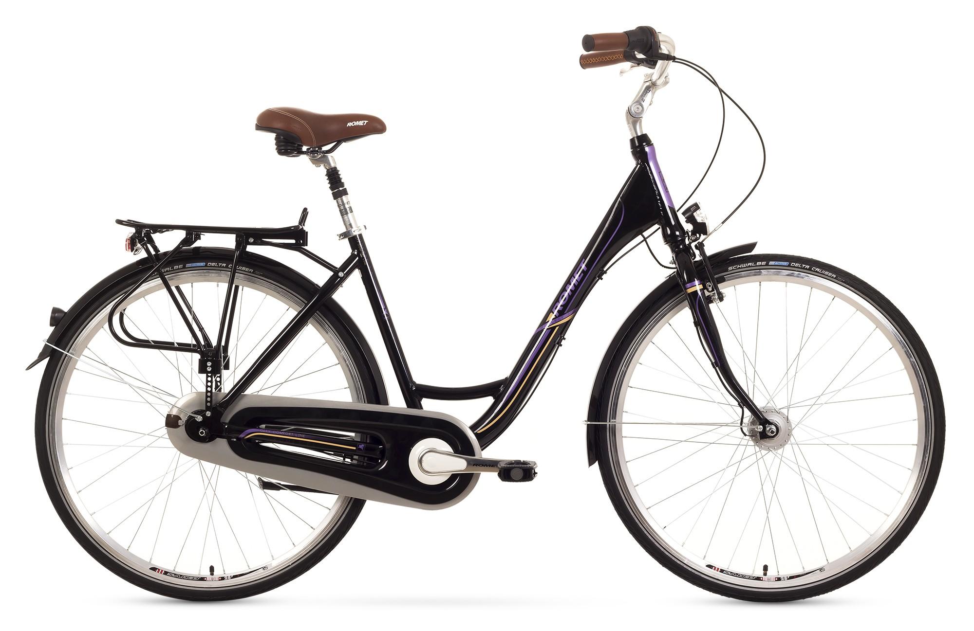 Bicicleta de oras Romet Moderne 7 - negru