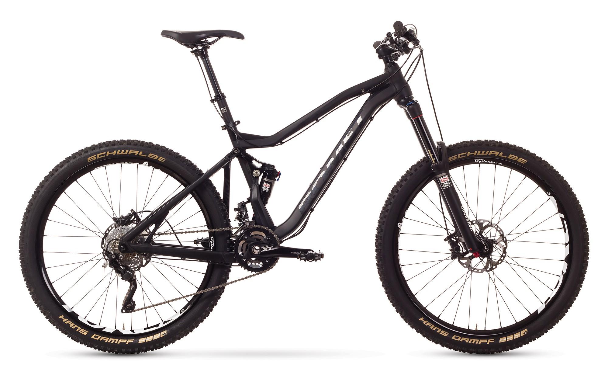 Bicicleta MTB Romet Tool 27.5 2.0 - negru