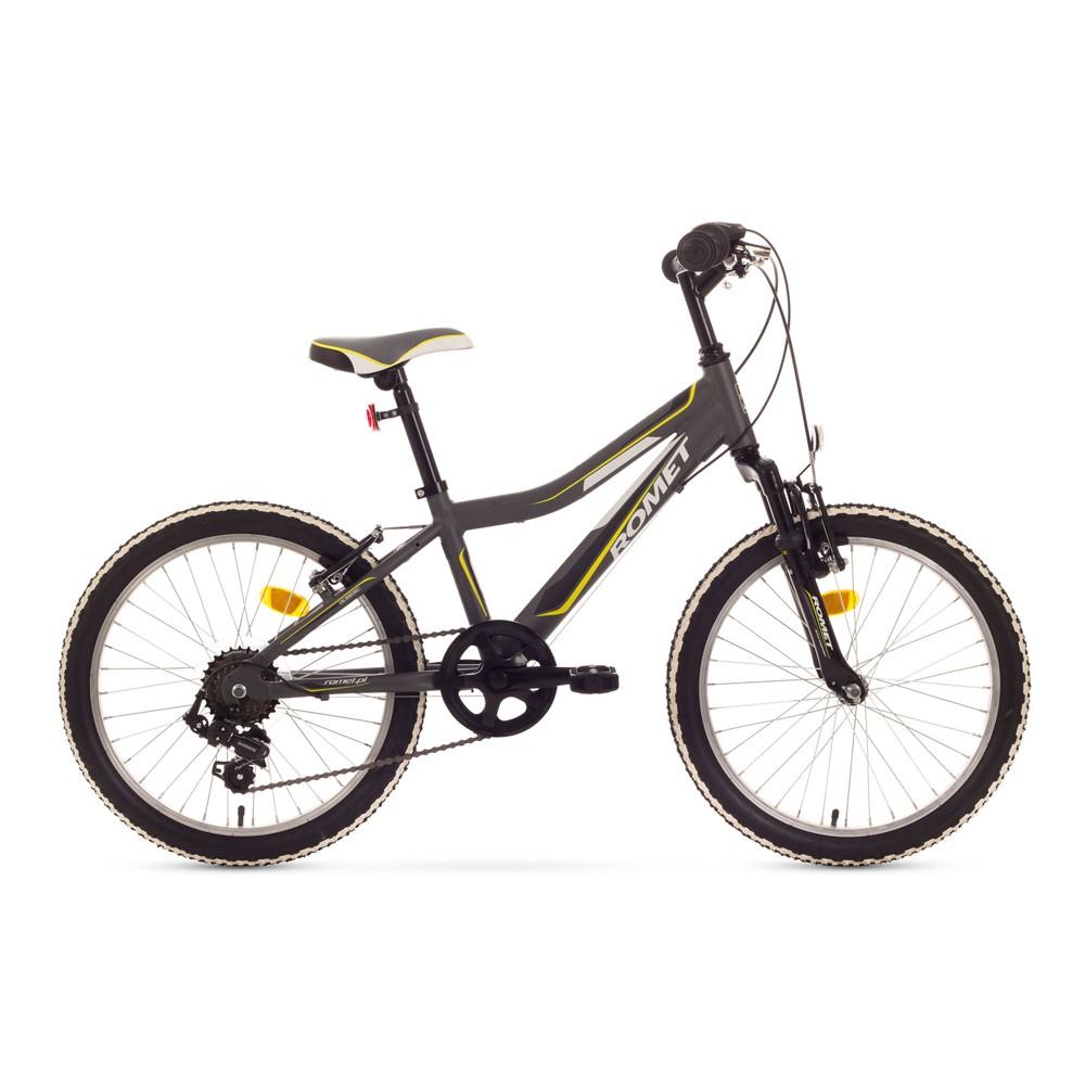 Bicicleta de copii Romet Rambler Kid 20 - grafit