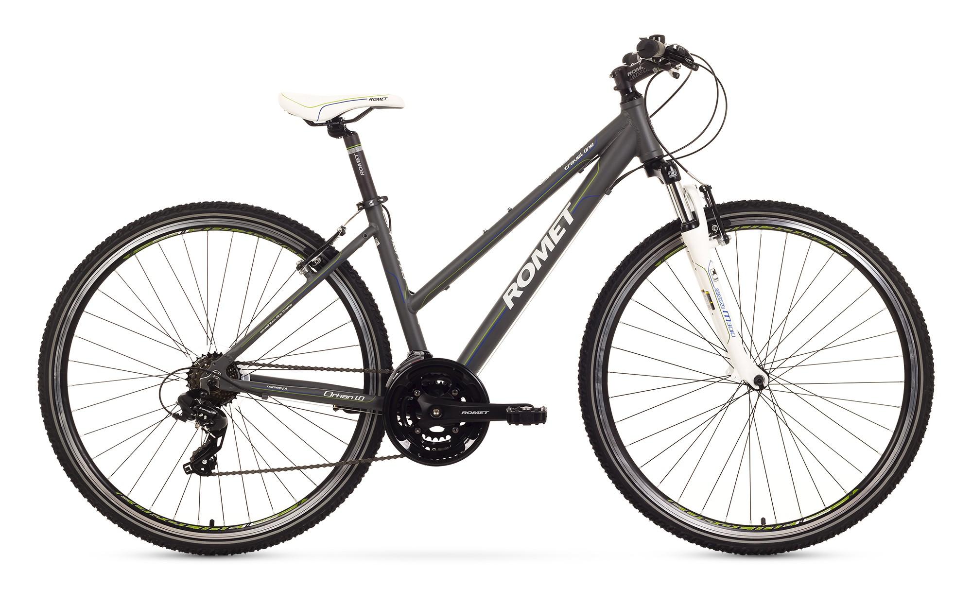 Bicicleta Trekking Romet Orkan 1.0 D - otel
