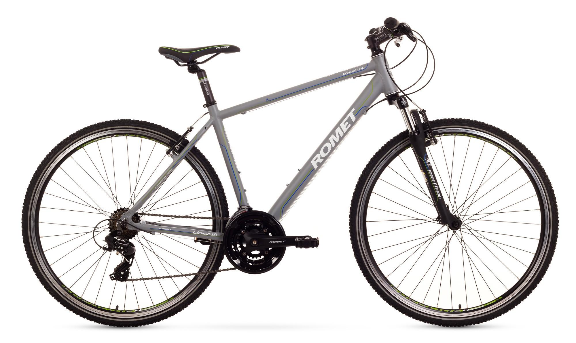 Bicicleta Trekking Romet Orkan 1.0 M - otel