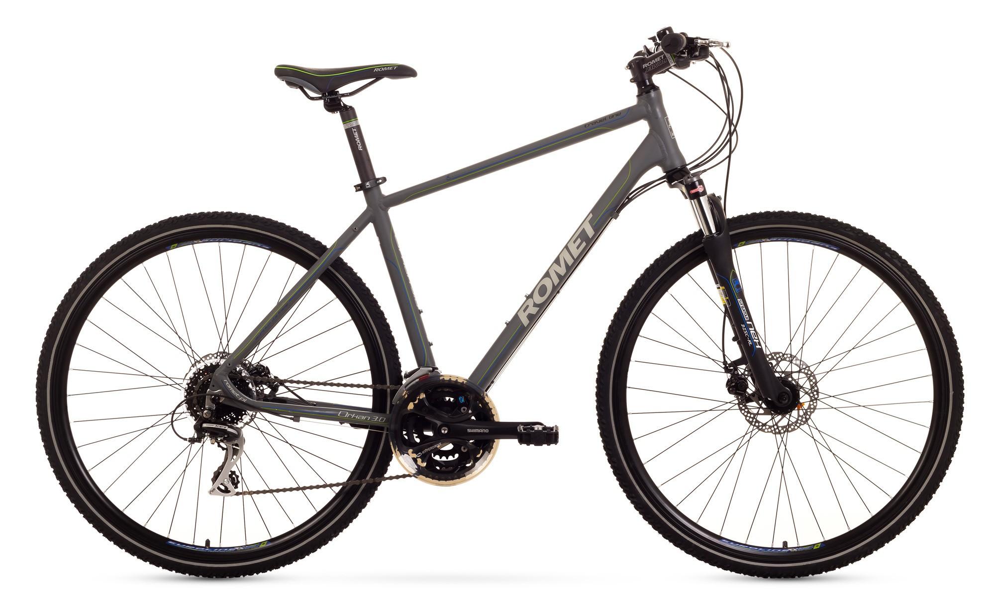 Bicicleta Trekking Romet Orkan 3.0 M - otel