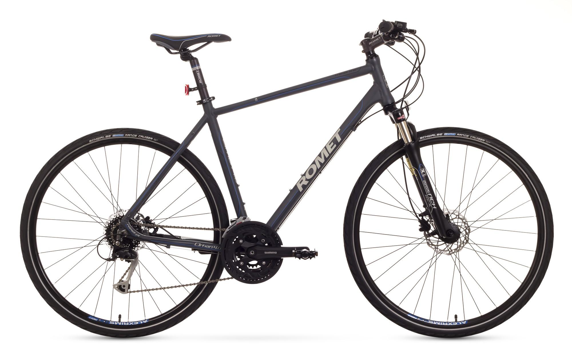 Bicicleta Trekking Romet Orkan 4.0 M - gri