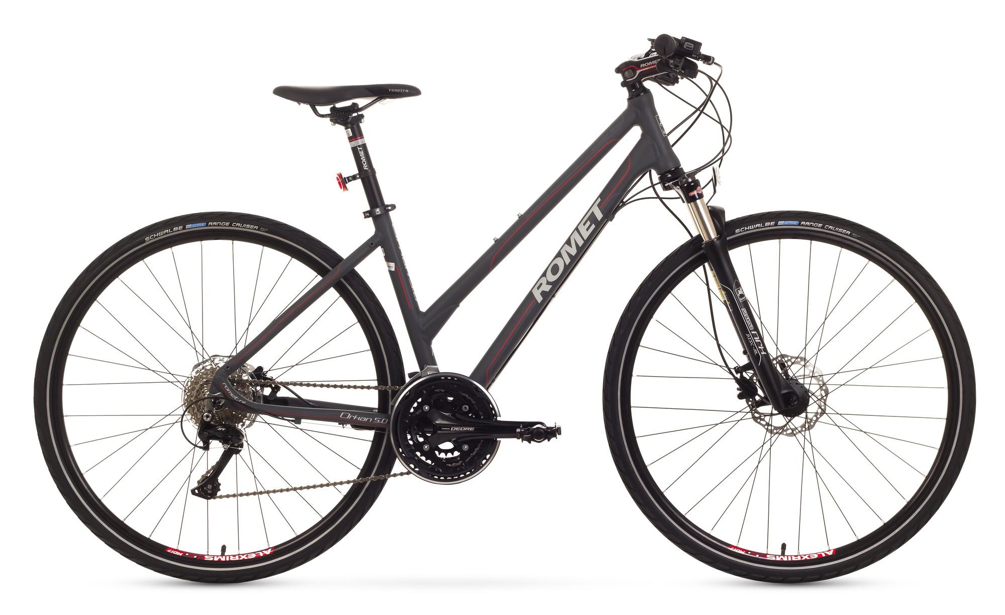 Bicicleta Trekking Romet Orkan 5.0 D - otel