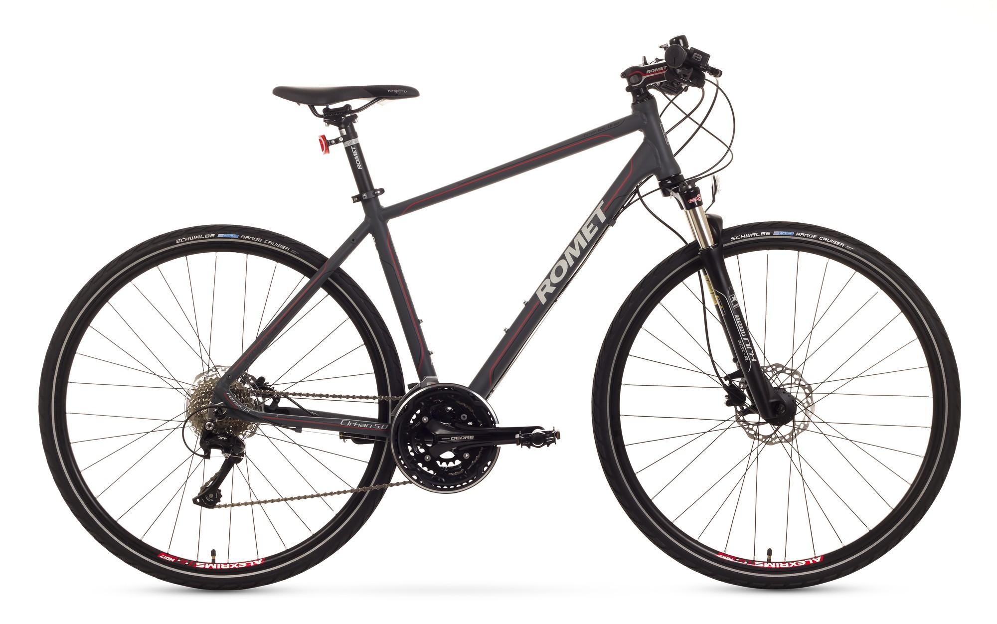 Bicicleta Trekking Romet Orkan 5.0 M - otel