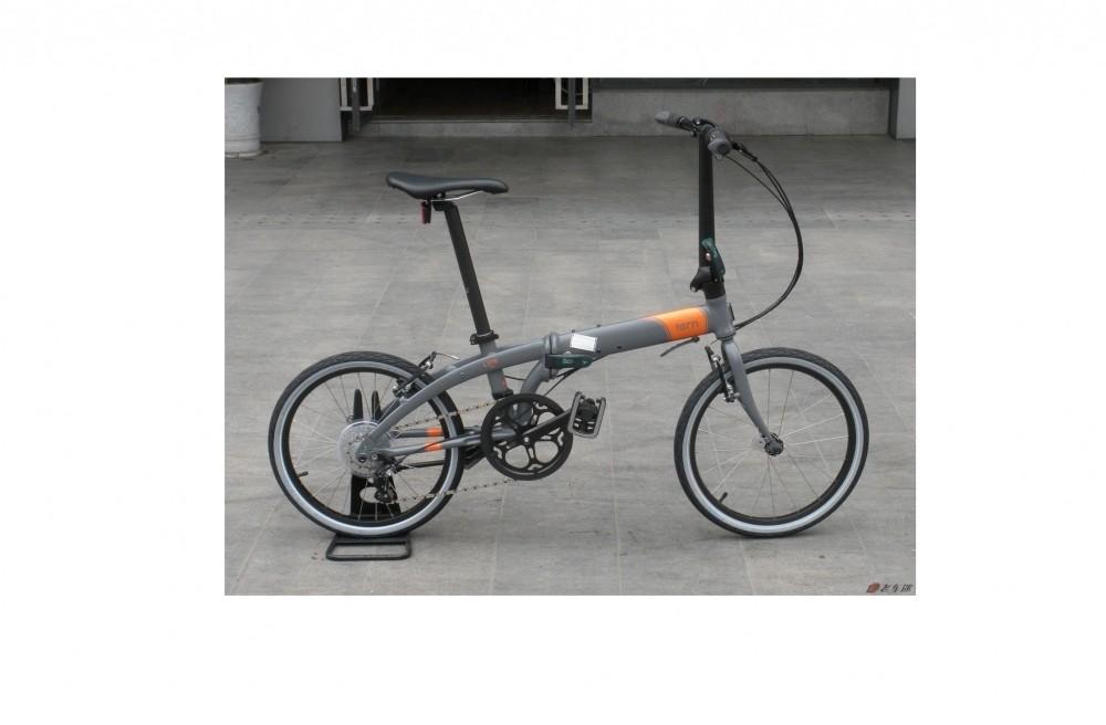 Bicicleta Pliabila Tern D8