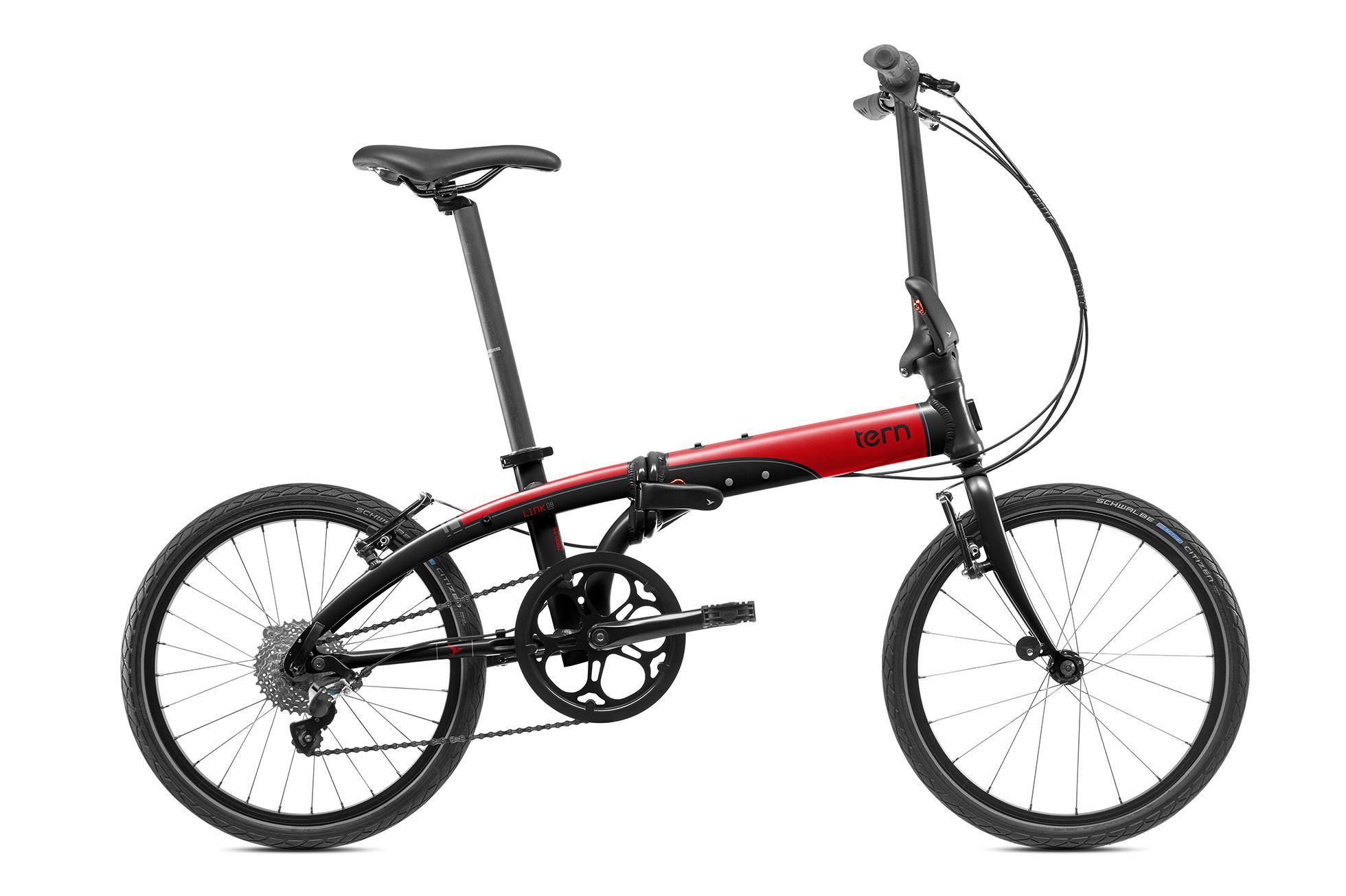 Bicicleta Pliabila Tern Link D8