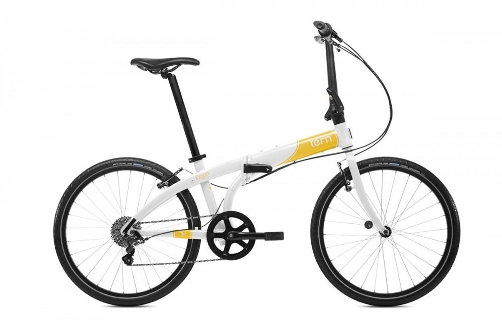 Bicicleta Pliabila Tern Node D8