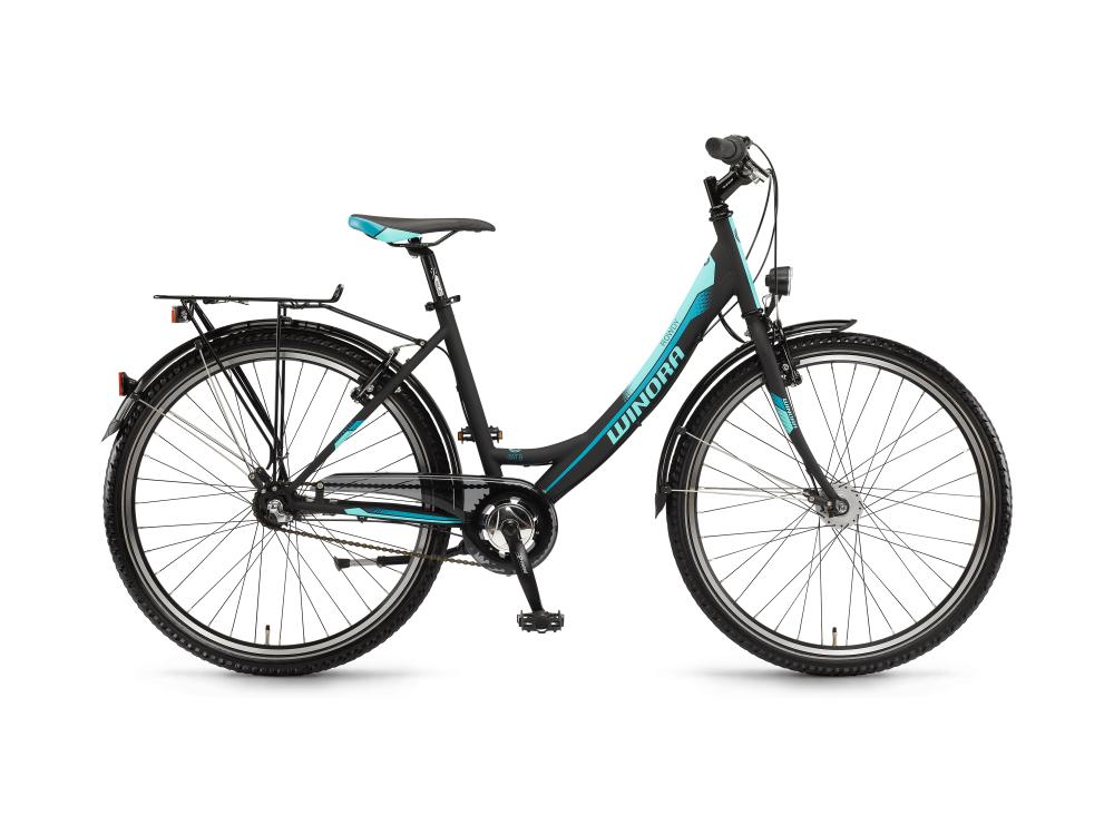 Bicicleta ATB Winora Rowdy ER 3-Viteze 2016