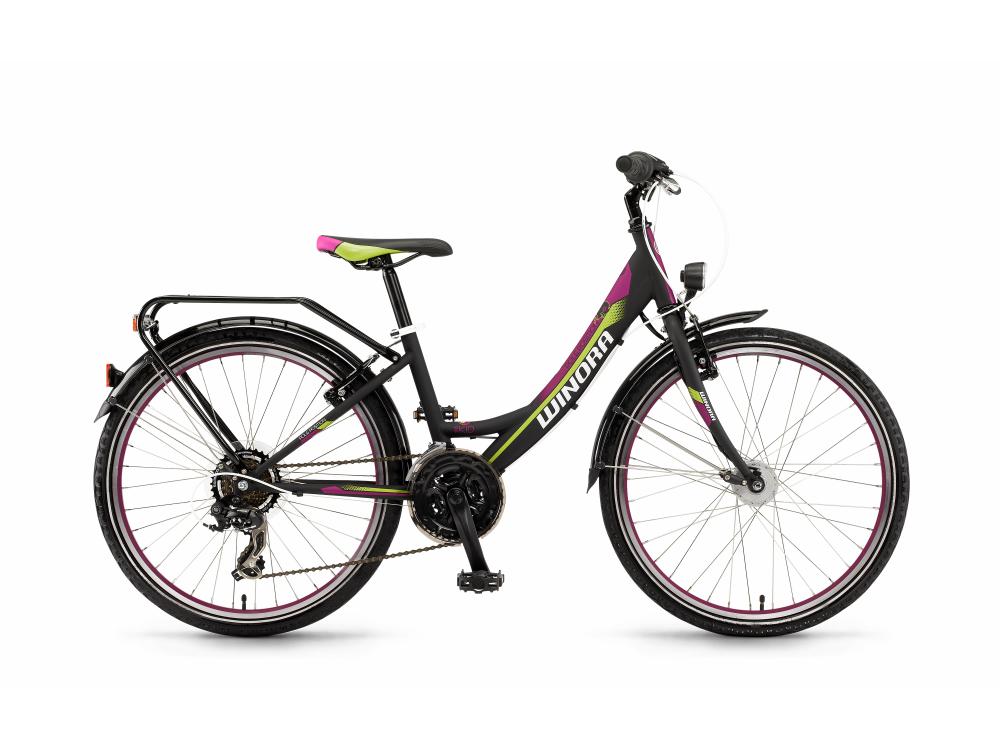 Bicicleta copii Winora Pole Position ER 21-Viteze 2016