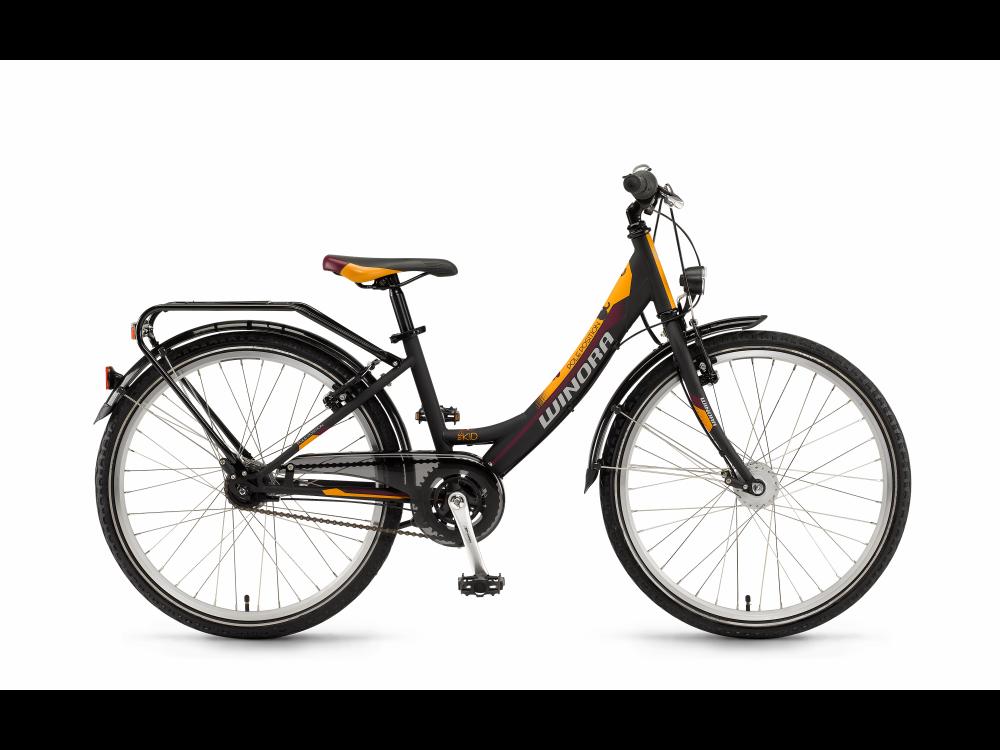 Bicicleta copii Winora Pole Position ER 3-Viteze 2016
