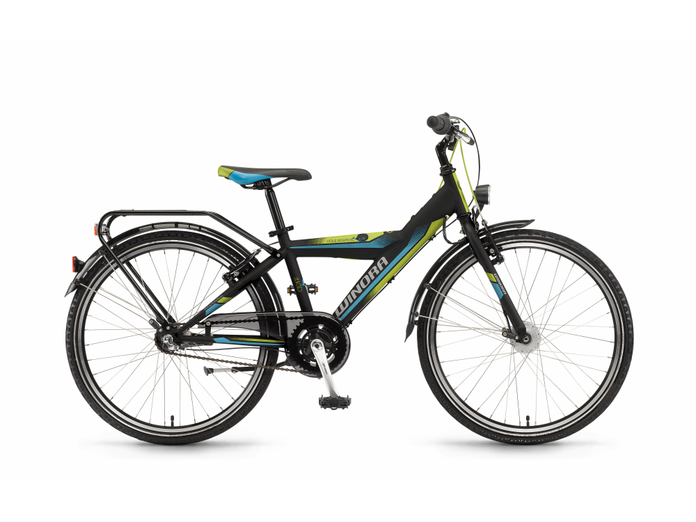 Bicicleta copii Winora Pole Position Y 3-Viteze 2016