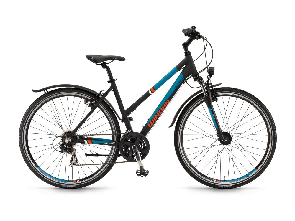 Bicicleta de cross Winora Antigua 2016 - dama