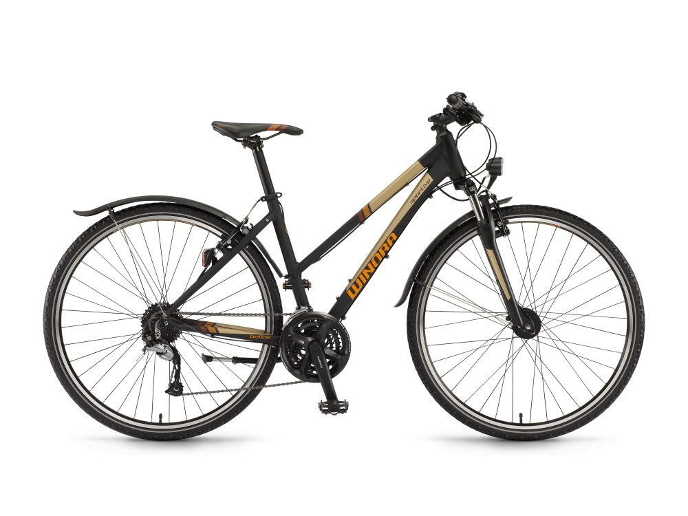 Bicicleta de cross Winora Belize 2016 - dama