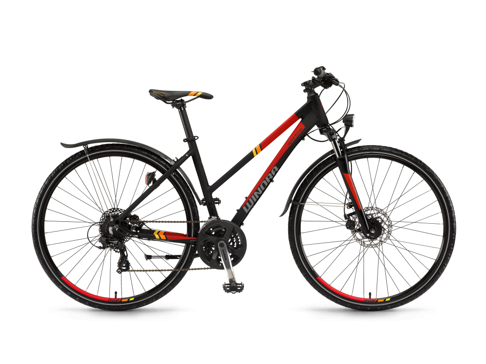 Bicicleta de cross Winora Vatoa 2016 - dama
