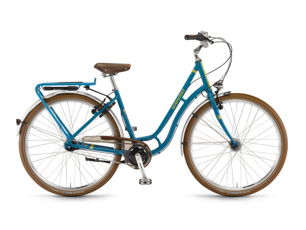 Bicicleta de oras Winora Renaissance 2016
