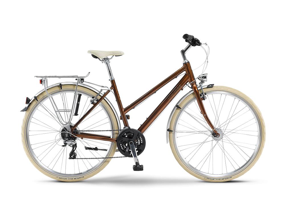 Bicicleta de trekking Winora Laguna 2016 - dama