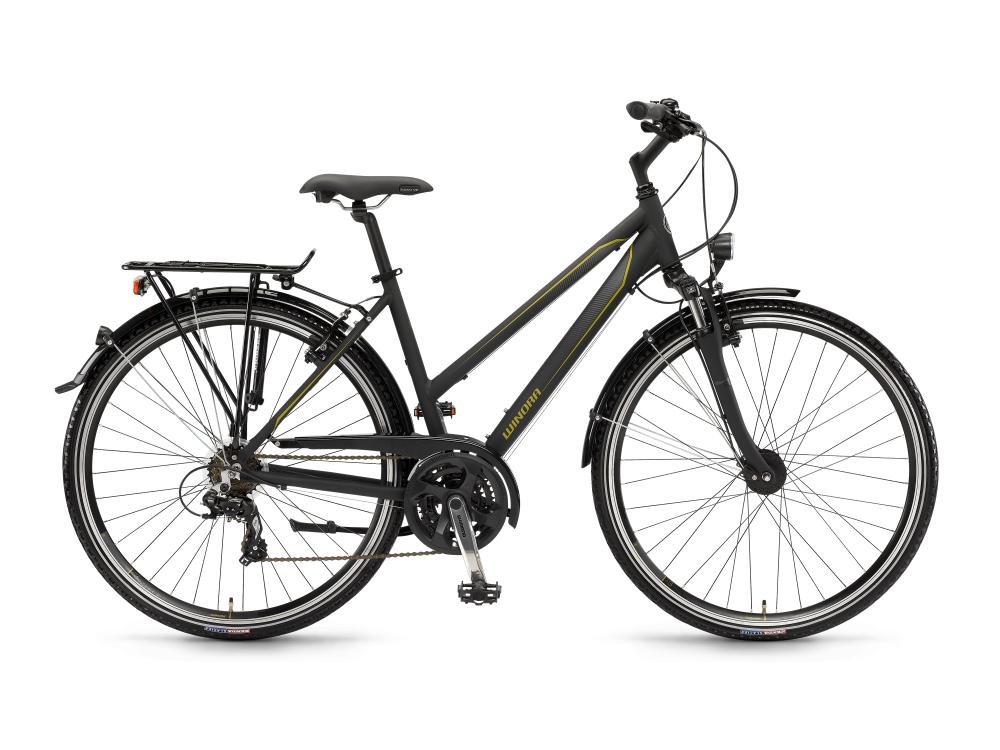 Bicicleta de trekking Winora Santiago 2016 - dama