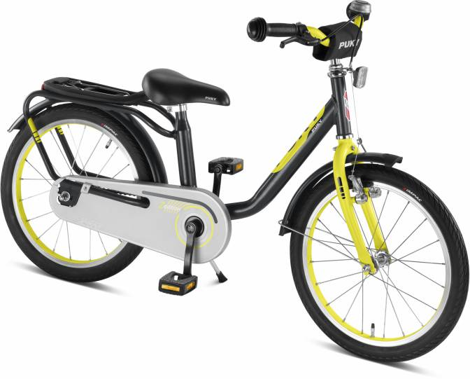 Bicicleta de copii Puky Z 8 - Negru