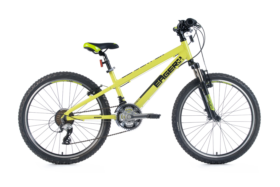 Bicicleta MTB Leader Fox Eager 2016