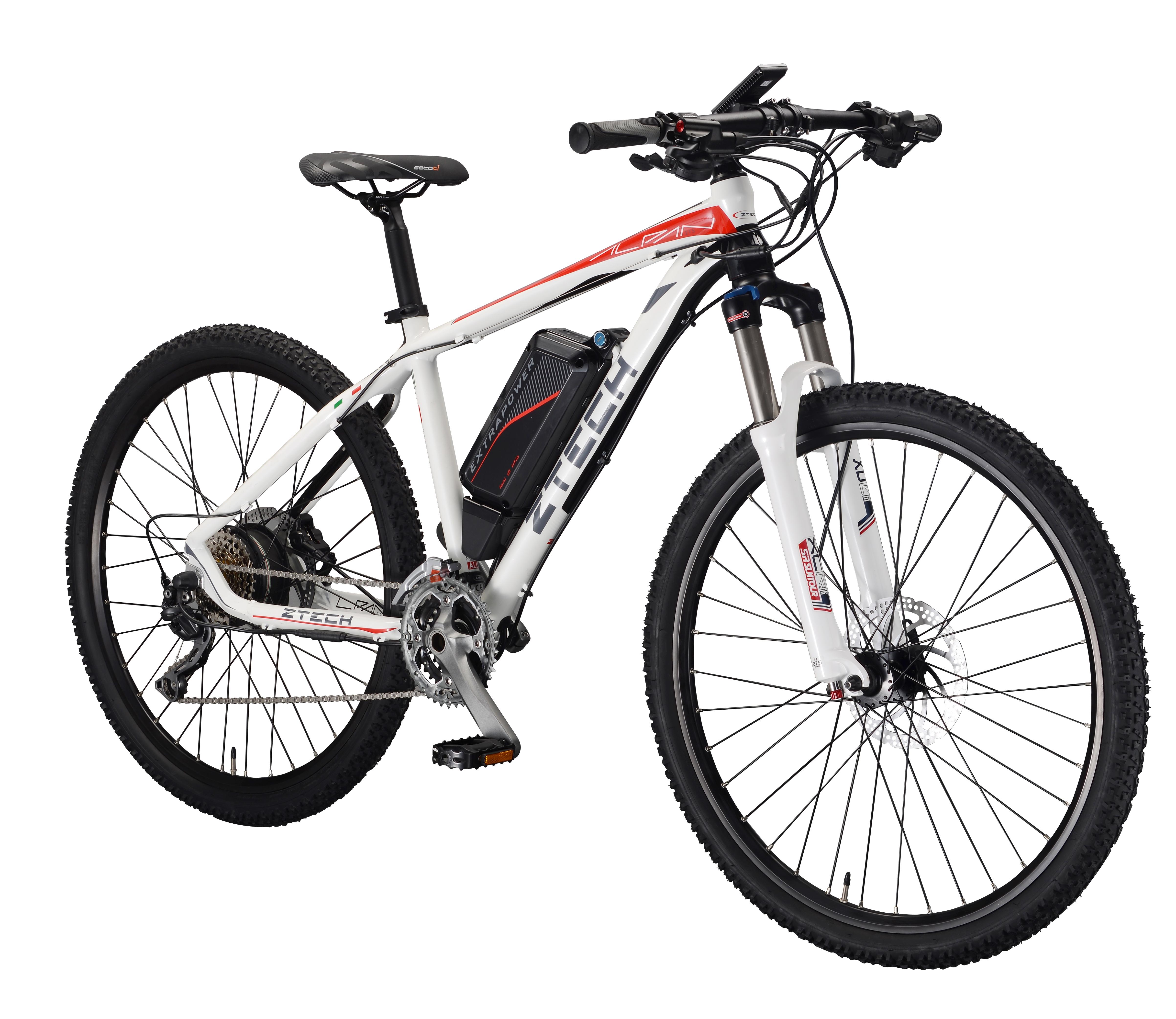 Bicicleta electrica MTB Ztech ZT-82 Alpan