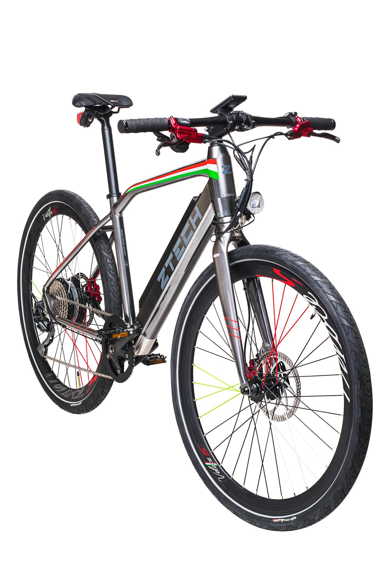 Bicicleta electrica MTB Ztech ZT-85 Rapid