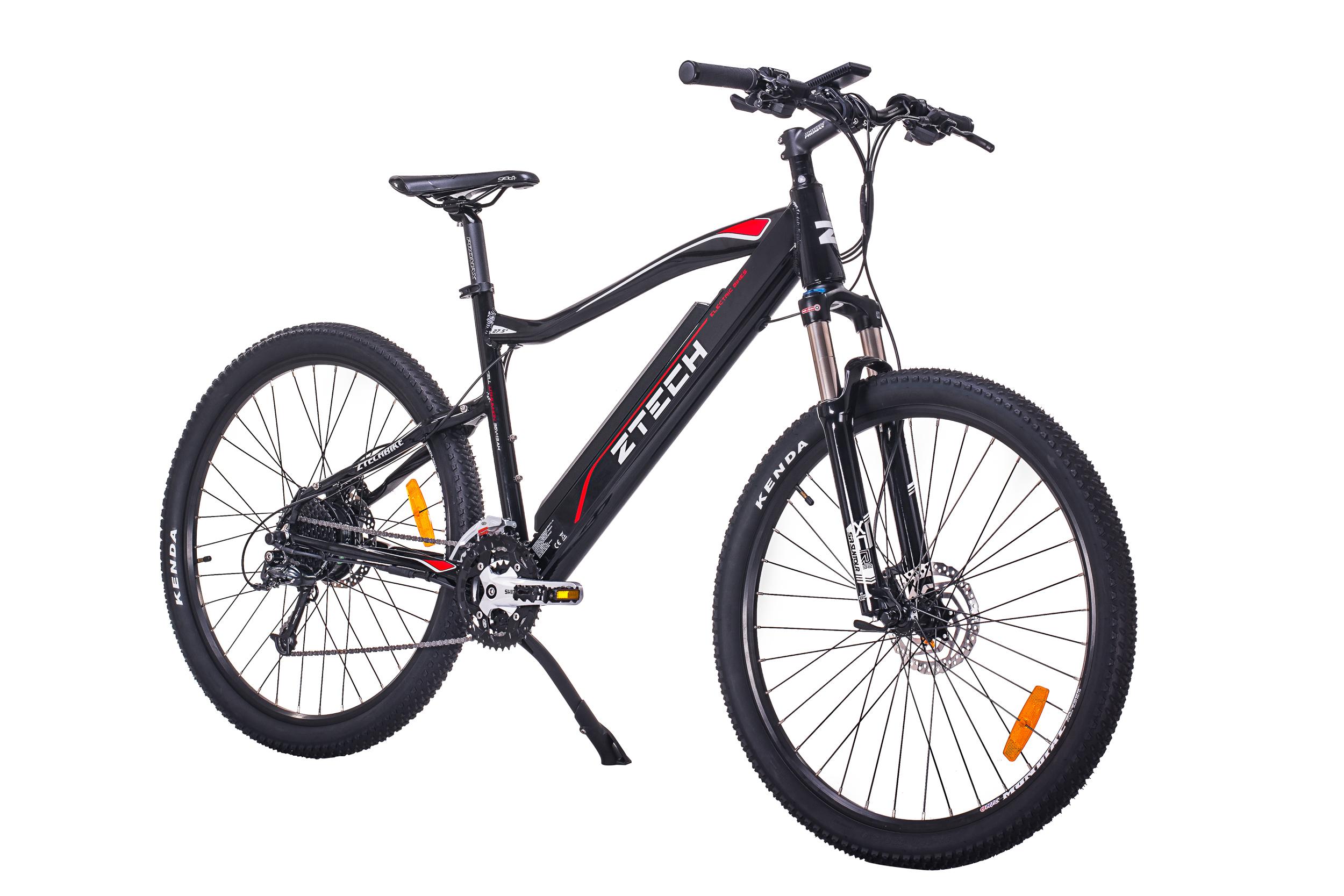 Bicicleta electrica MTB Ztech ZT-86 Sport
