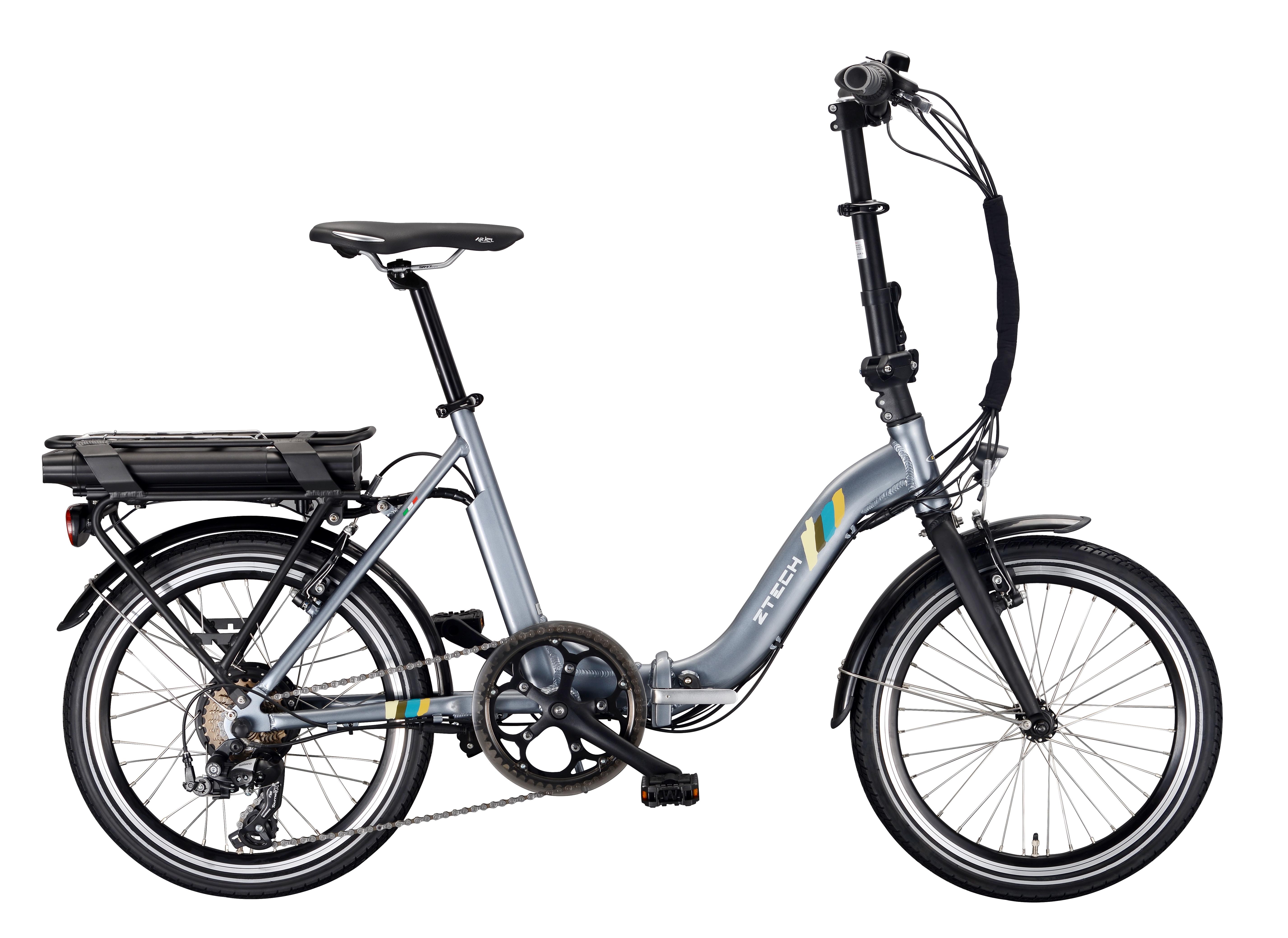 Bicicleta electrica pliabila Ztech ZT-71 Urban
