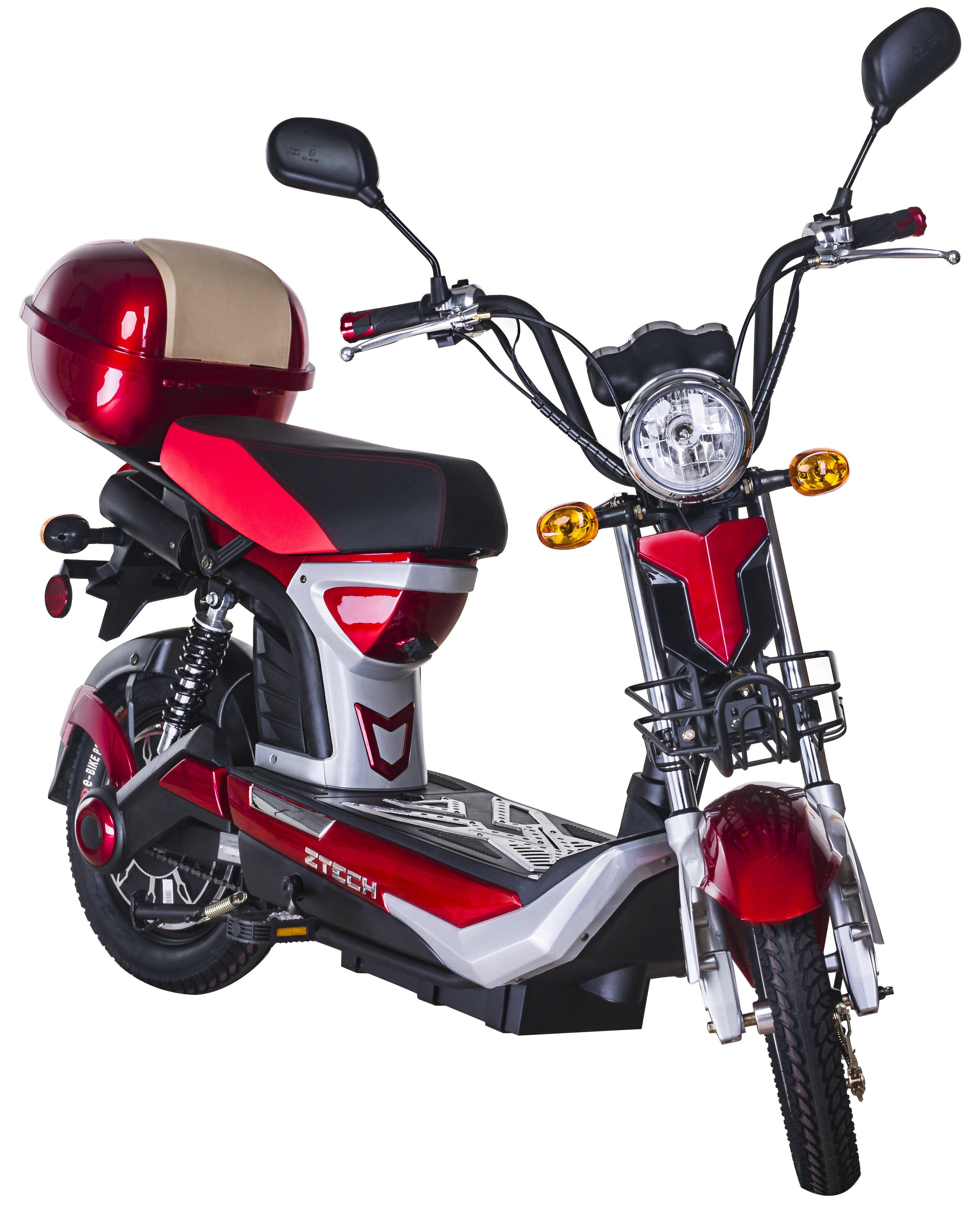 Bicicleta electrica Ztech ZT-04 Pizza 1.0