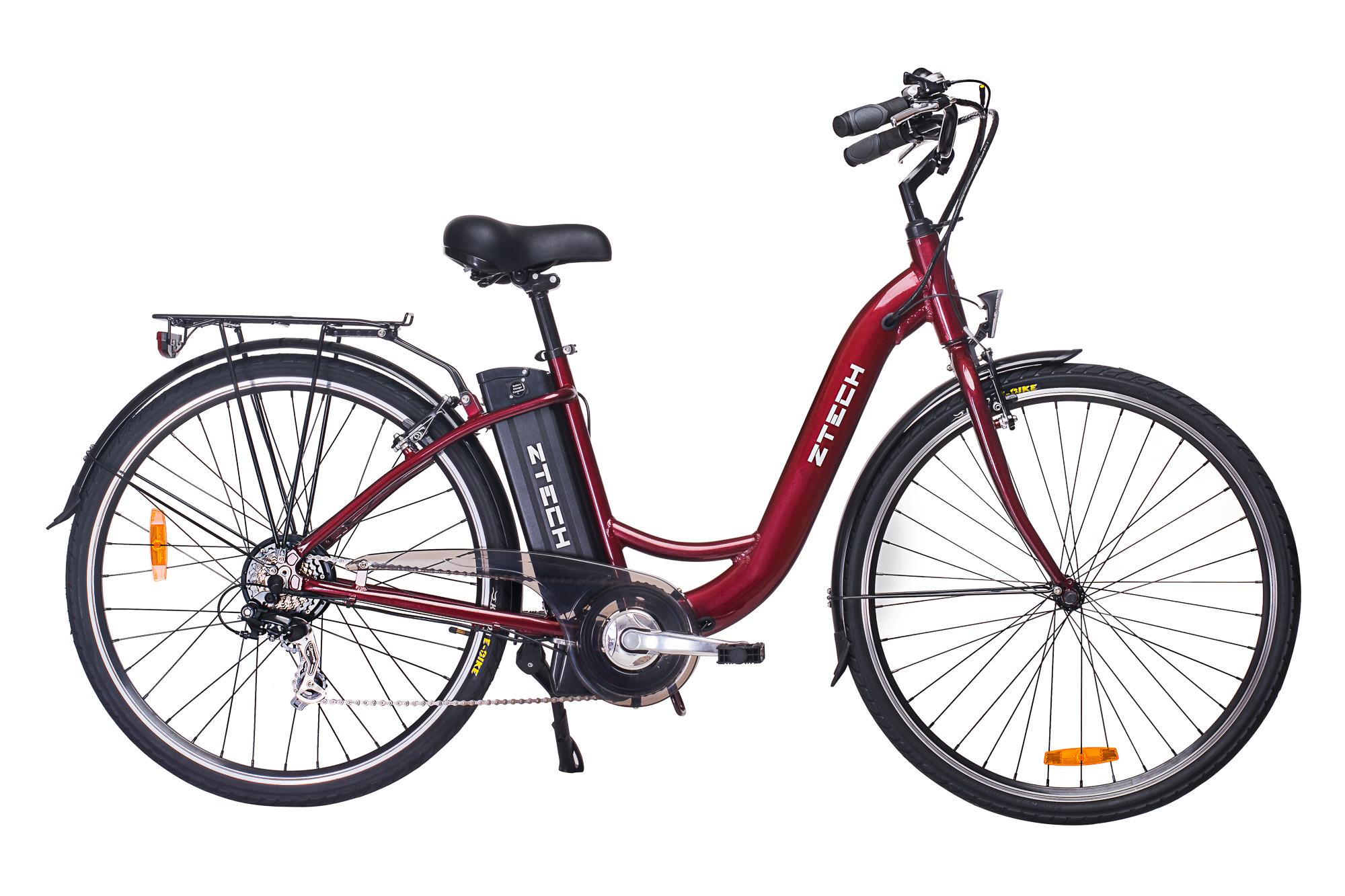 Bicicleta electrica Ztech ZT-13 Retro 2.0