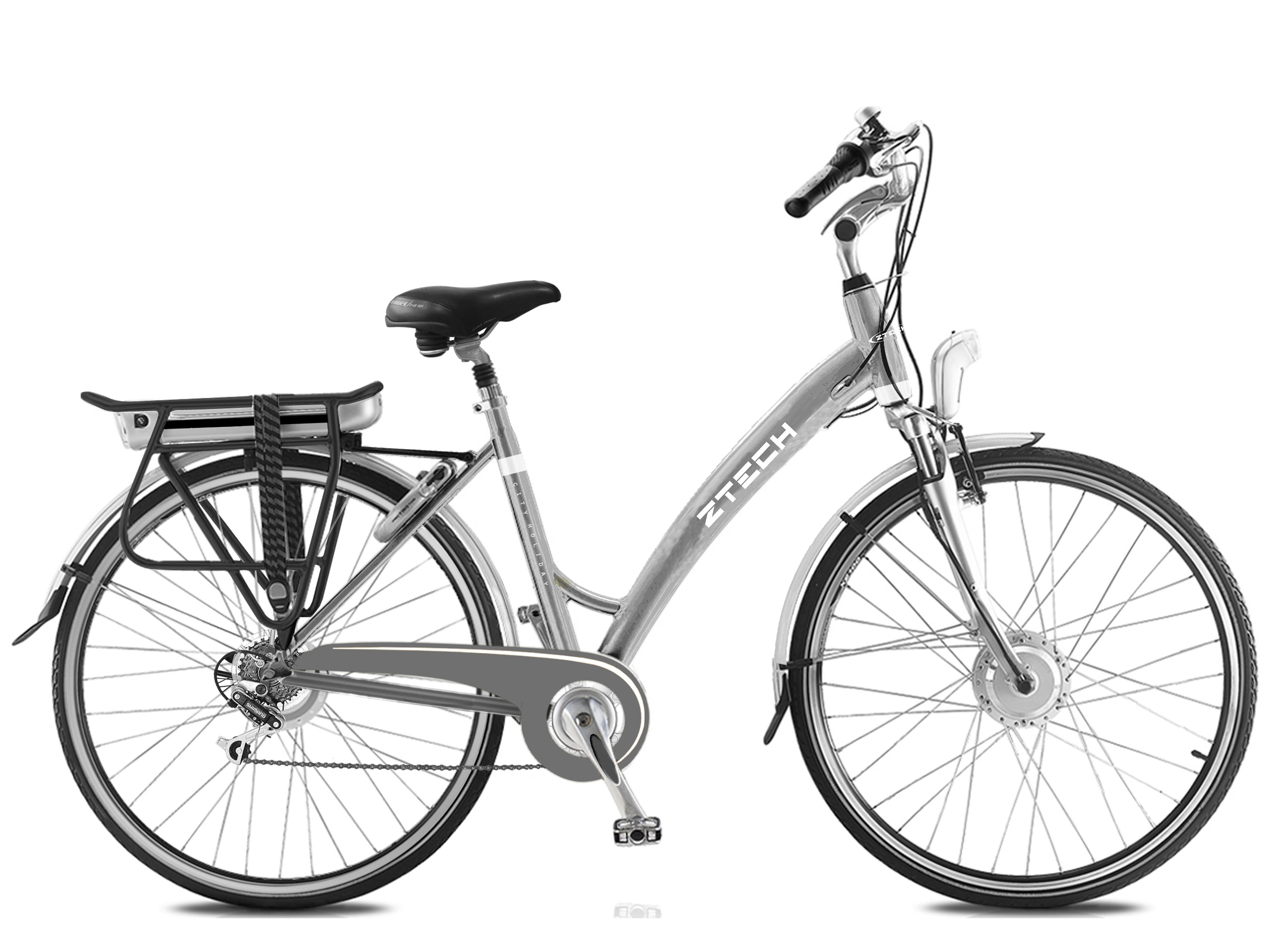Bicicleta electrica Ztech ZT-76 Holiday