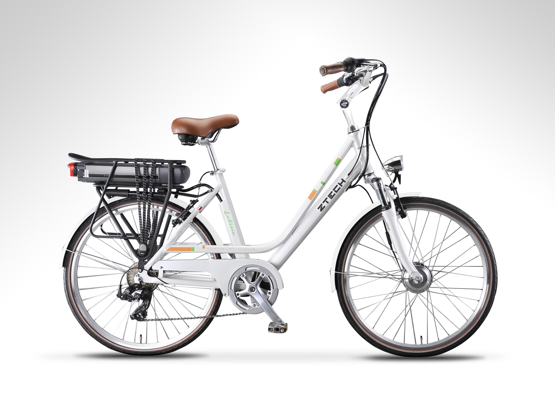 Bicicleta electrica Ztech ZT-77 Letizia M