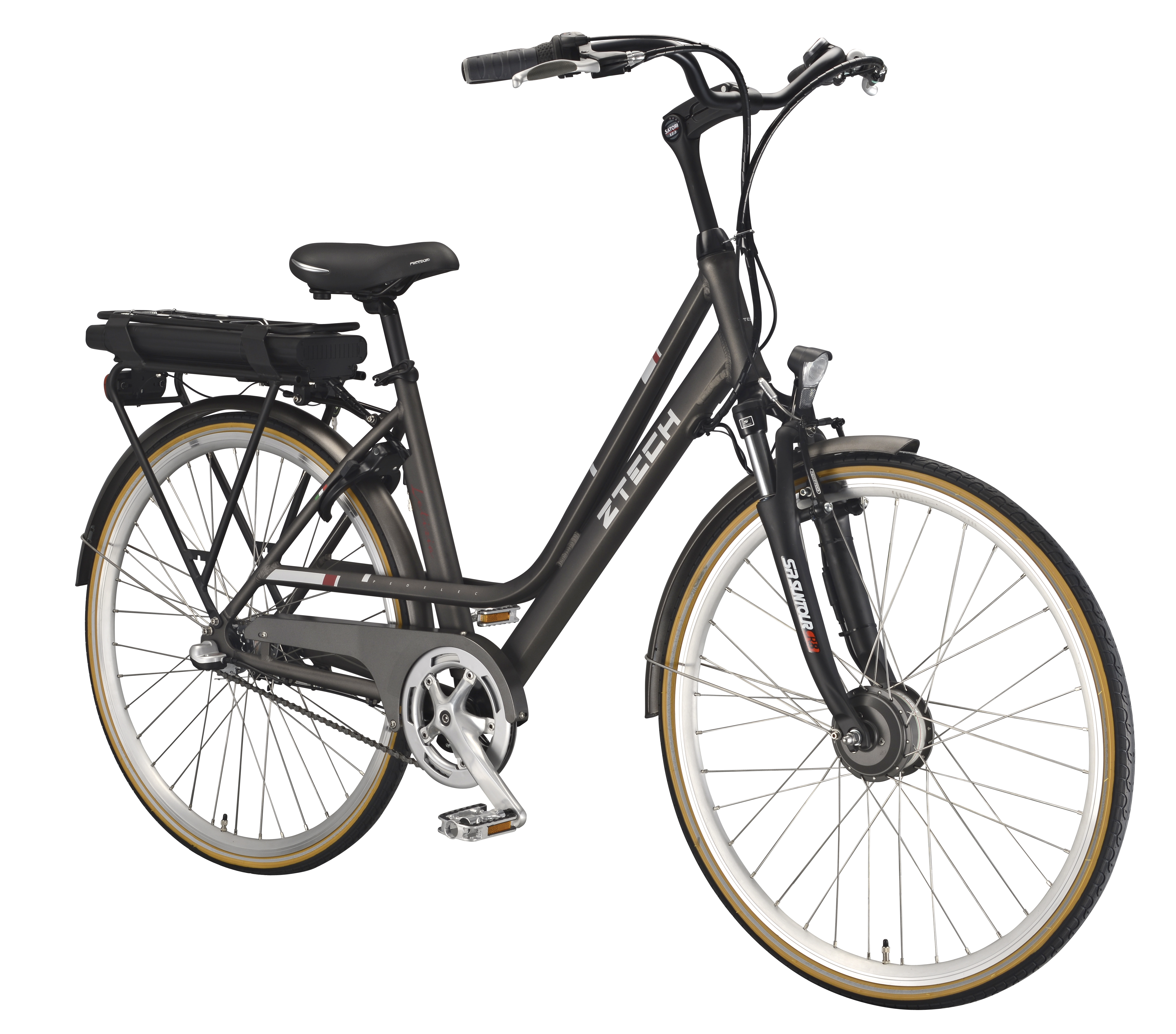 Bicicleta electrica Ztech ZT-80 Letizia N7