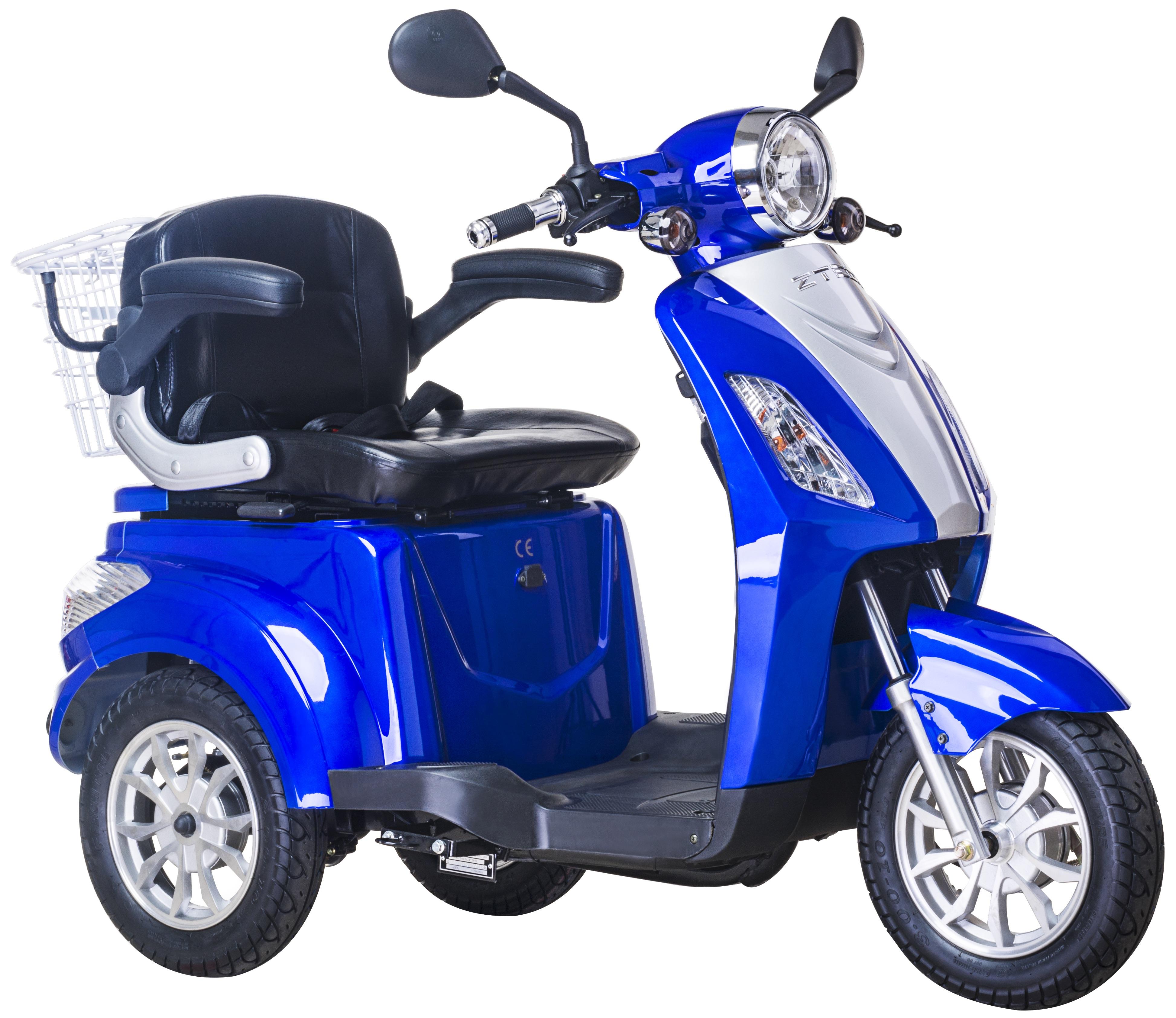 Tricicleta electrica Ztech ZT-15 Trilux B