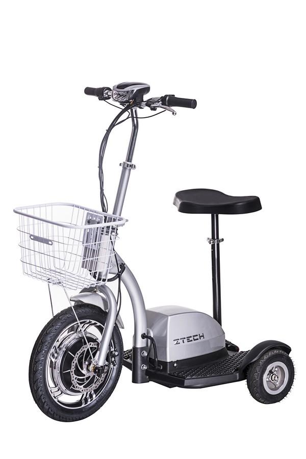 Tricicleta electrica Ztech ZT-16 Zippy Litium