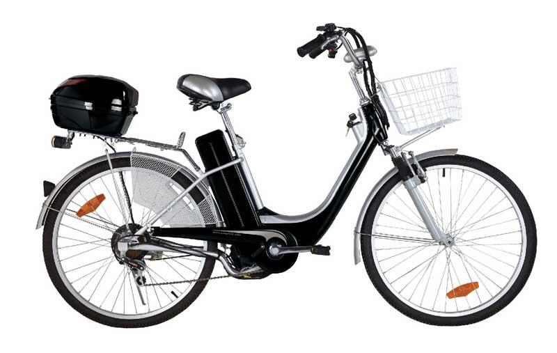 Bicicleta electrica Ztech Cyber ZT-08