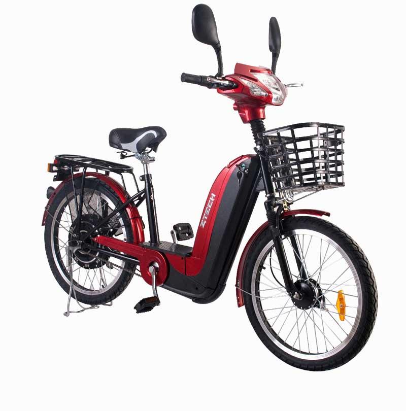 Bicicleta electrica Ztech Laser ZT-02