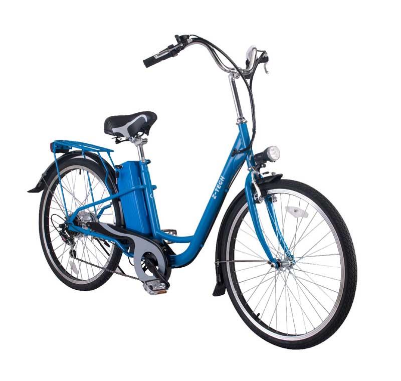 Bicicleta electrica Ztech Retro ZT-11