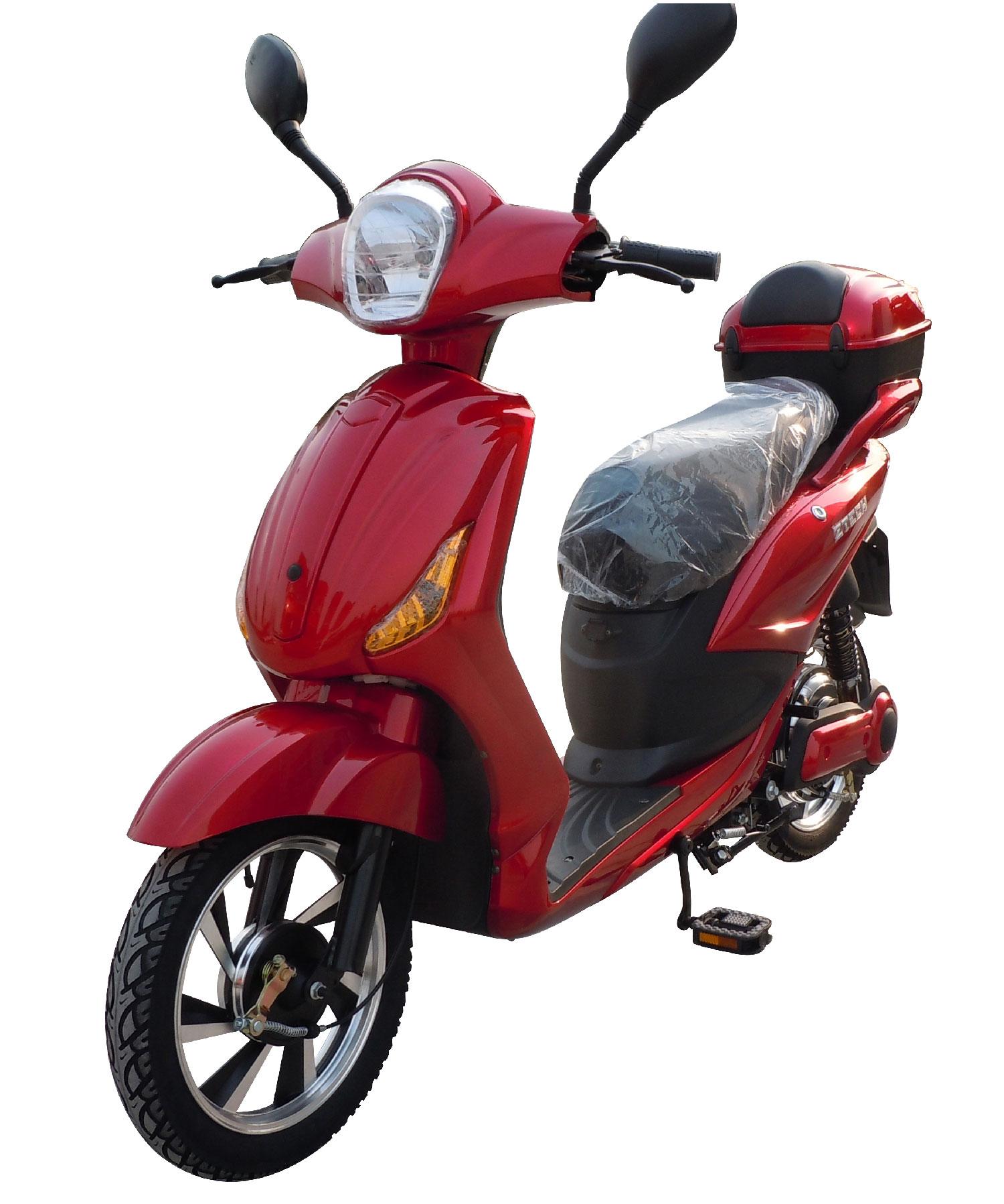 Bicicleta electrica Ztech Classic ZT-09A