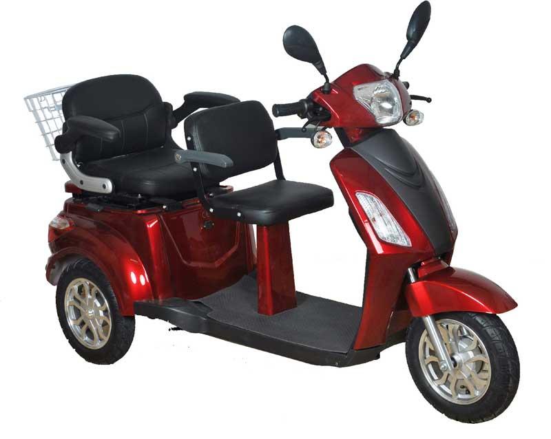Tricicleta electrica Ztech Trilux 2.0 ZT-18