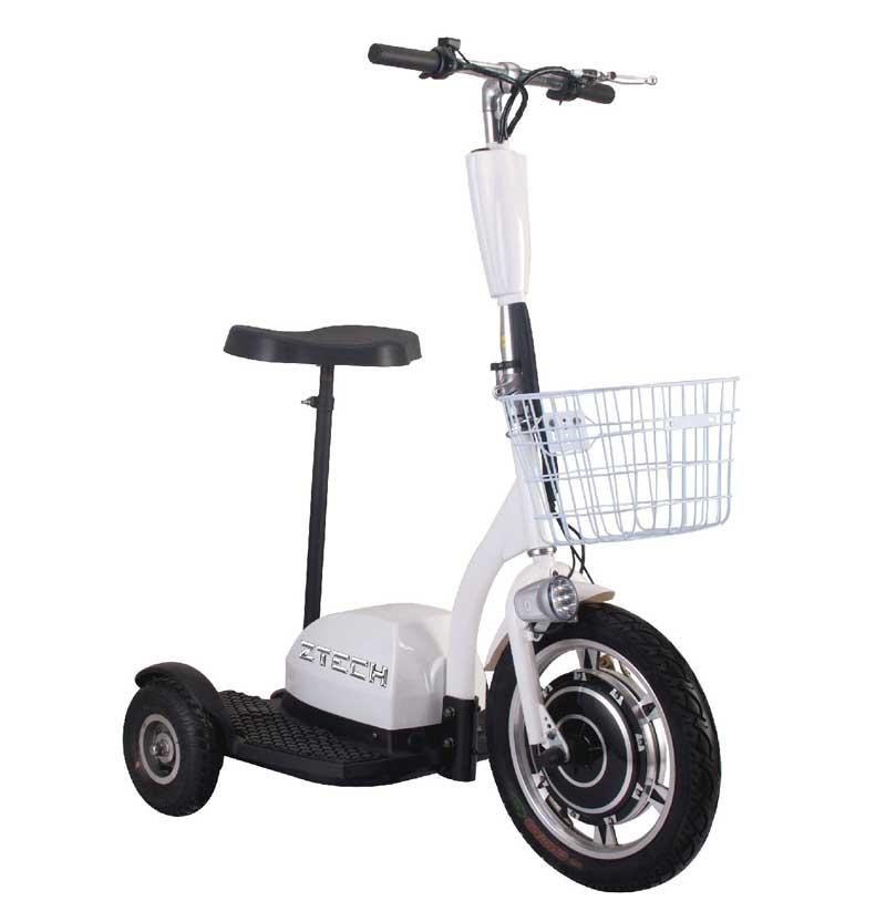 Tricicleta electrica Ztech Zippy ZT-16